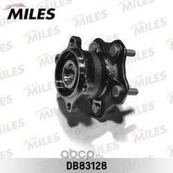 Ступица с подшипником задняя (Miles) DB83128