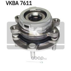 Комплект подшипника ступицы колеса (Skf) VKBA7611