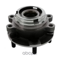 Комплект подшипника ступицы колеса (Moog) NIWB12774