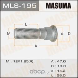 Шпилька колесная (Masuma) MLS195