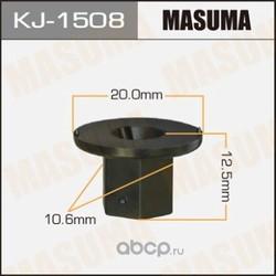 Клипса (пластиковая крепежная деталь) (Masuma) KJ1508