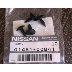 Винт (NISSAN) 0145100841