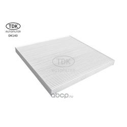 Фильтр, воздух во внутренном пространстве (TDK) DK140