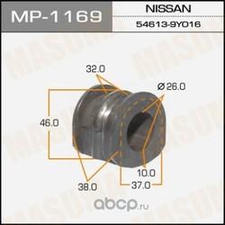 Втулка резиновая СПУ (Masuma) MP1169
