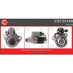 Стартер (CASCO) CST35140