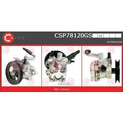 Гидравлический насос, рулевое управление (CASCO) CSP78120GS