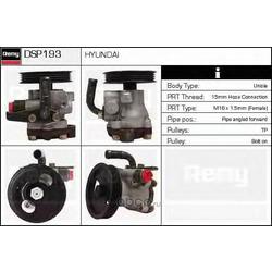 Гидравлический насос, рулевое управление (Delco remy) DSP193