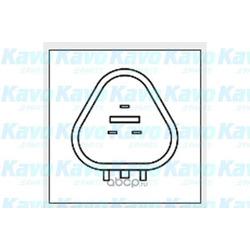 Датчик, температура охлаждающей жидкости (kavo parts) ECT3007