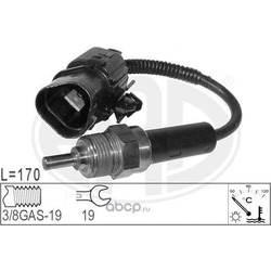 Датчик, температура охлаждающей жидкости (Wilmink Group) WG1492535