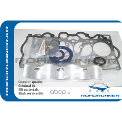Прокладки двигателя, комплект полный, сталь (ROADRUNNER) RR2091022AC0