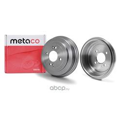 Барабан тормозной (METACO) 3070061