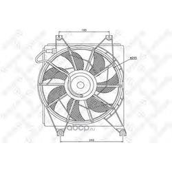 Вентилятор (Stellox) 2999231SX