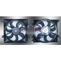 Вентилятор охлаждения (ACS Termal) 404349TO