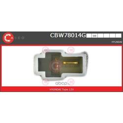 Вентилятор салона (CASCO) CBW78014GS