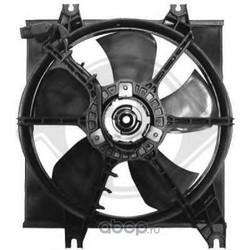 Вентилятор, охлаждение двигателя (DIEDERICHS) 6832101