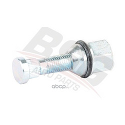 Гайка + шпилька колеса (задняя) (BSG) BSG40230005