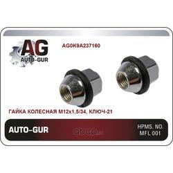 Гайка закрытая (Auto-GUR) AG0K9A237160