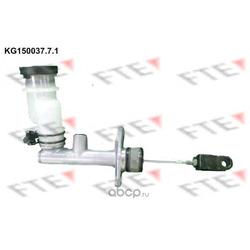 Главный цилиндр, система сцепления (FTE Automotive) KG15003771
