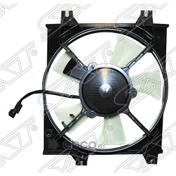 Диффузор радиатора в сборе (Sat) STHNA42010