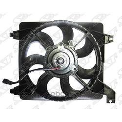 Диффузор радиатора в сборе (Sat) STHNA52010