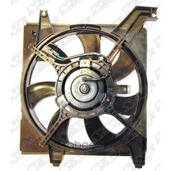 Диффузор радиатора в сборе (Sat) STHN272010
