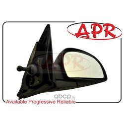 Зеркало правое механическое (черное) (APR) 1603215