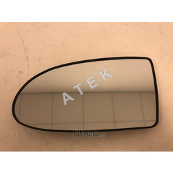 Зеркальный элемент левый (без обогрева) (ATEK) 23112195
