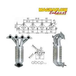 Катализатор (Magnaflow) 73405