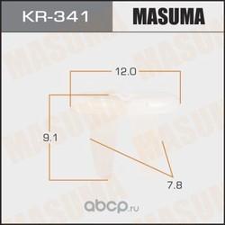Клипса автомобильная (Masuma) KR341
