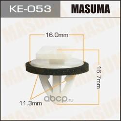 Клипса автомобильная (автокрепеж) (Masuma) KE053