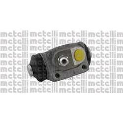 Колесный тормозной цилиндр (Metelli) 040956