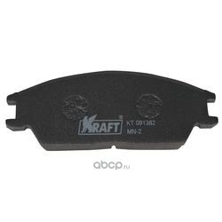 Колодки дисковые передние (Kraft) KT091382