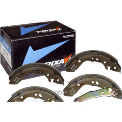 Колодки тормозные барабанные задние (Hankook Frixa) FLH012