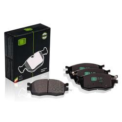 Колодки тормозные дисковые (Trialli) PF0804