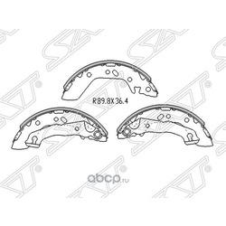 Колодки тормозные задние (Sat) ST5830525A00