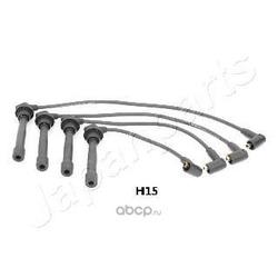 Комплект проводов зажигания (Japanparts) ICH15