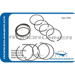 Поршневые кольца (ROADRUNNER) RR2304022301