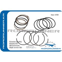 Поршневые кольца (ROADRUNNER) RR2304022601