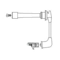 Провод зажигания (BREMI) 6A8540