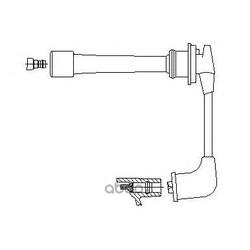 Провод зажигания (BREMI) 6A8531