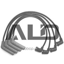 Провод зажигания (черный силикон) (ALD) A07002