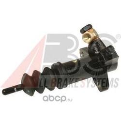 Рабочий цилиндр, система сцепления (Abs) 75259