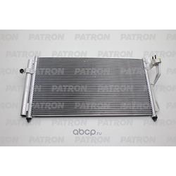 Радиатор кондиционера (PATRON) PRS1365KOR
