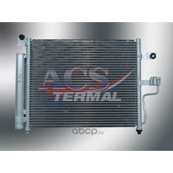 Радиатор кондиционера (ACS Termal) 104452ZH