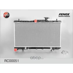 Радиатор охлаждения (FENOX) RC00051