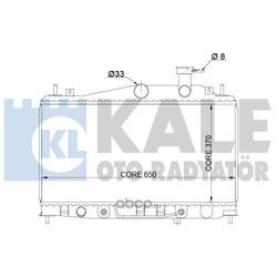 Радиатор, охлаждение двигателя (KALE OTO RADYATOR) 357900