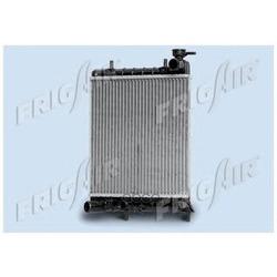 Радиатор, охлаждение двигателя (FRIG AIR) 01283070