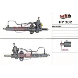 Рейка с ГУР (MSG) HY202