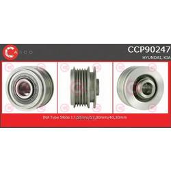 Ременный шкив (CASCO) CCP90247