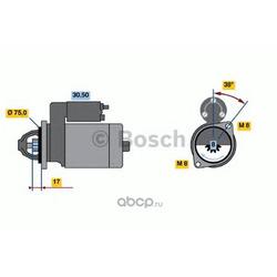 Стартер (Bosch) 0986022601